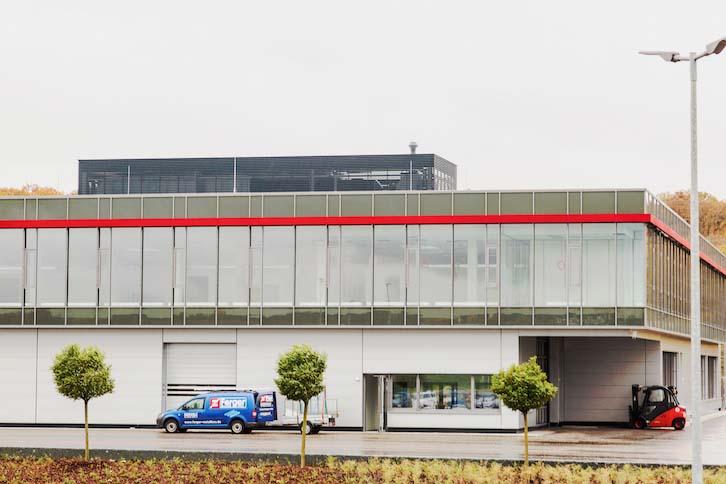 Projekte-Wolf Knittlingen Hype GmbH