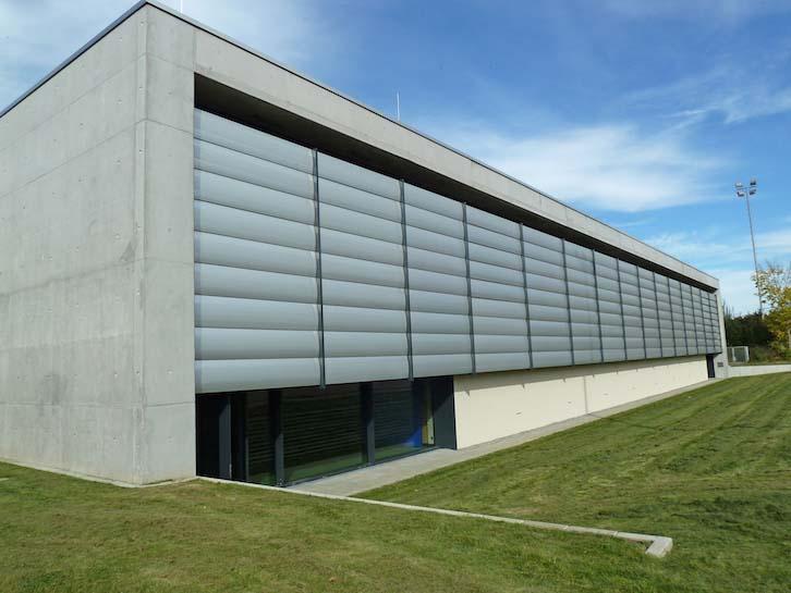 Dietweg Sporthalle Reutlingen hype GmbH