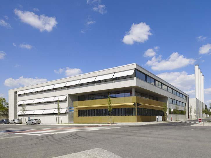 Paul Bretz Architecte, Luxemburg